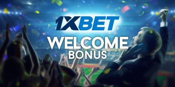 1xBet mobile registration bonus