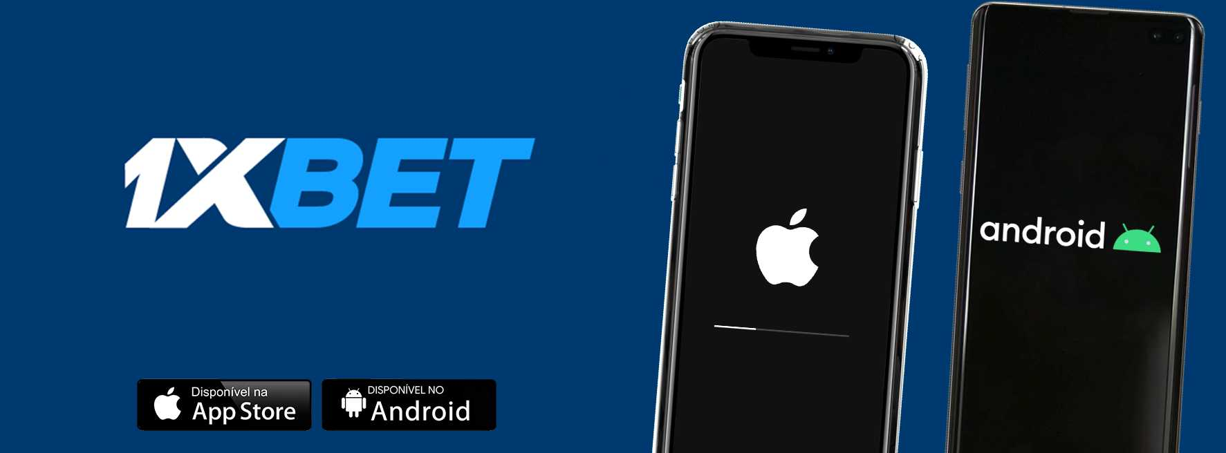 1xBet app on iOS