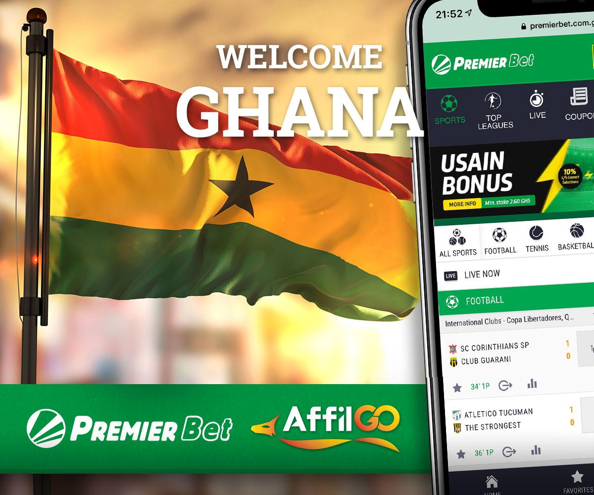 Premier Bet Ghana app