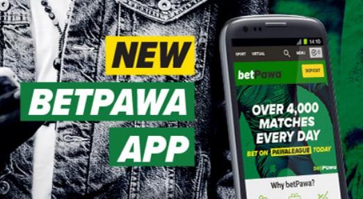 Betpawa app Android
