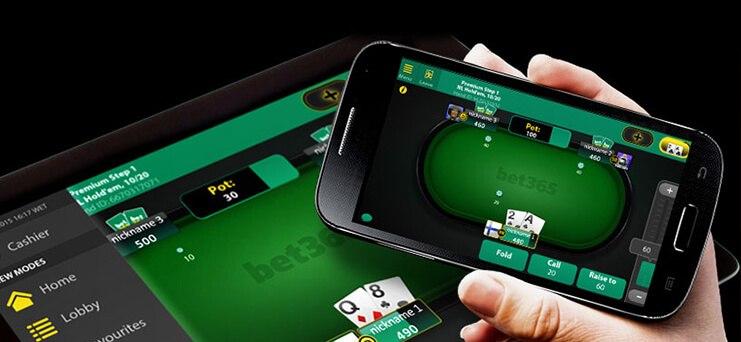 Bet365 app poker-room