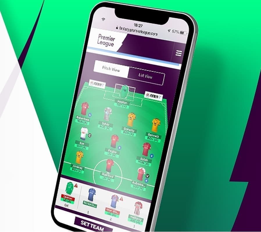 Soccabet mobile app