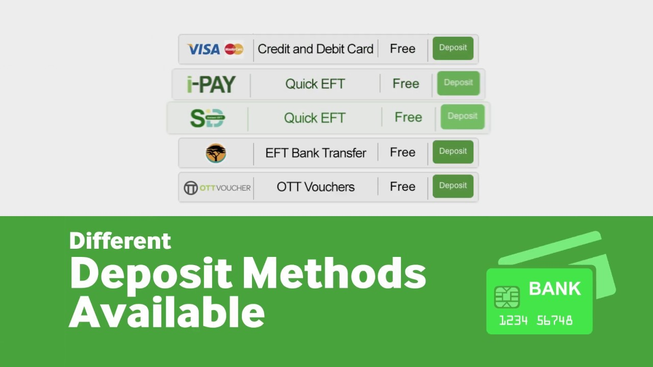 Betway app deposit