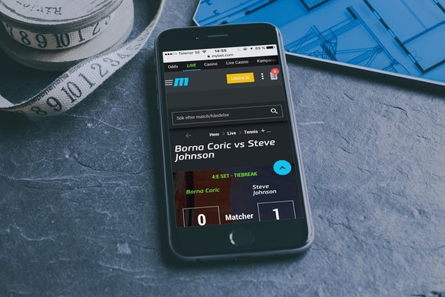 Mybet mobile app
